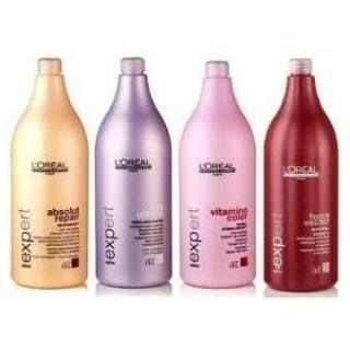 Shampoo L'OREAL Serie Expert - 1500ml